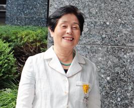 양육비이행관리원 이선희 원장 국민포장 수상